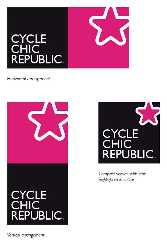 Cycle Chic Republic - Logo Arrangements