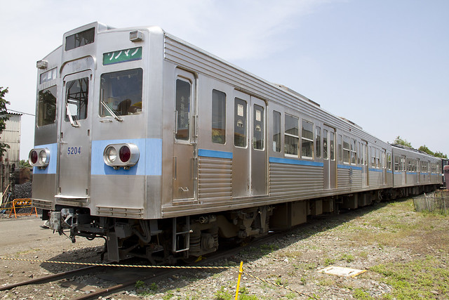 秩父鉄道5000系