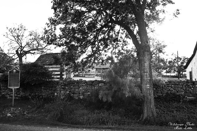 Hohenberger Farmstead: Old San Antonio Road