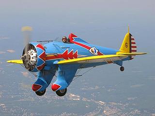 P-26 Peashooter (3)