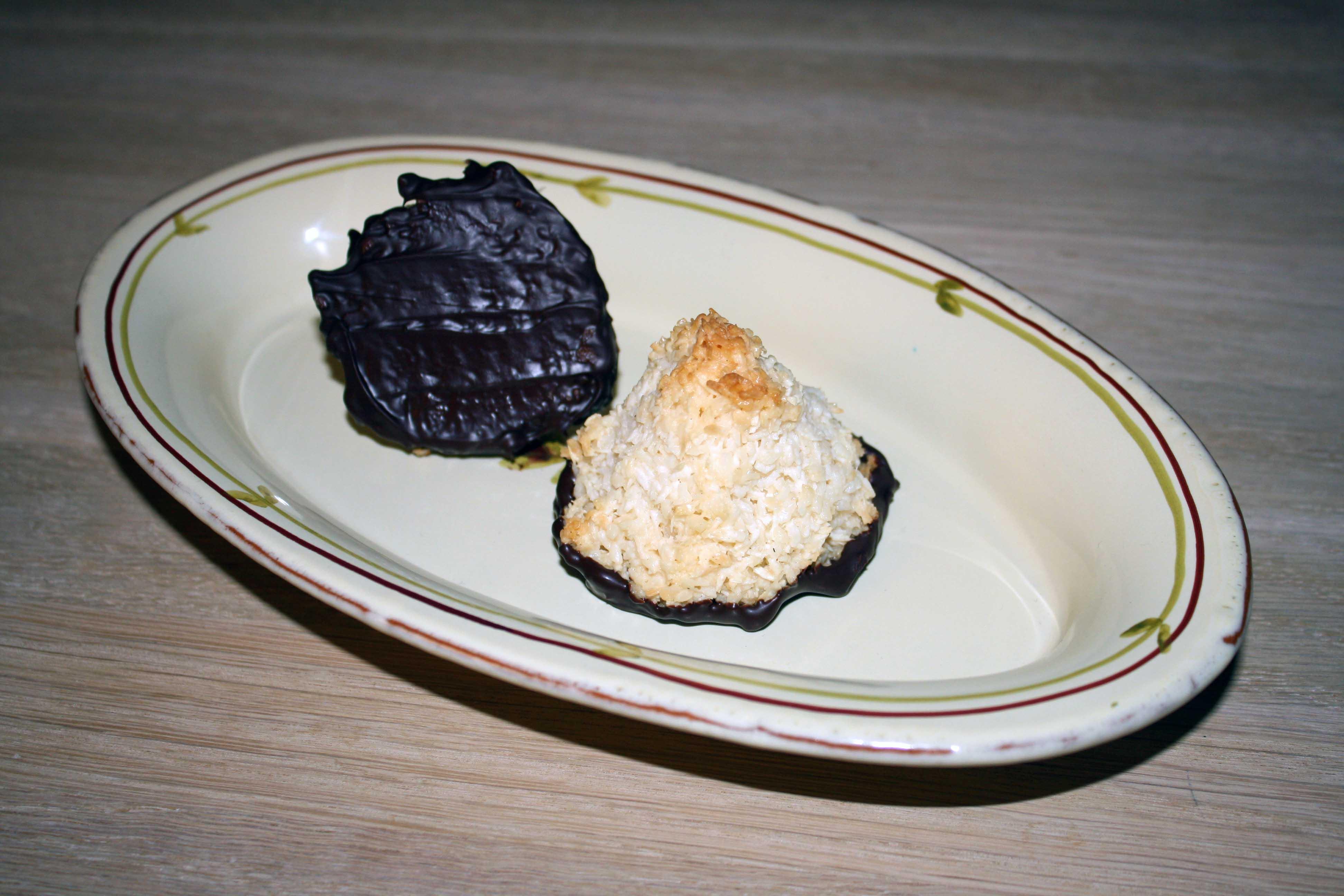 Opskrift på nemme kokostoppe (kokosmakroner)