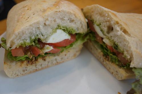 mixture(ミクスチャー)_モッツァレラとトマトのカプレーゼ