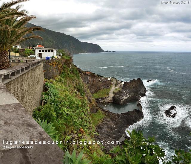 Piscina de Seixal (Porto Moniz, Madeira)
