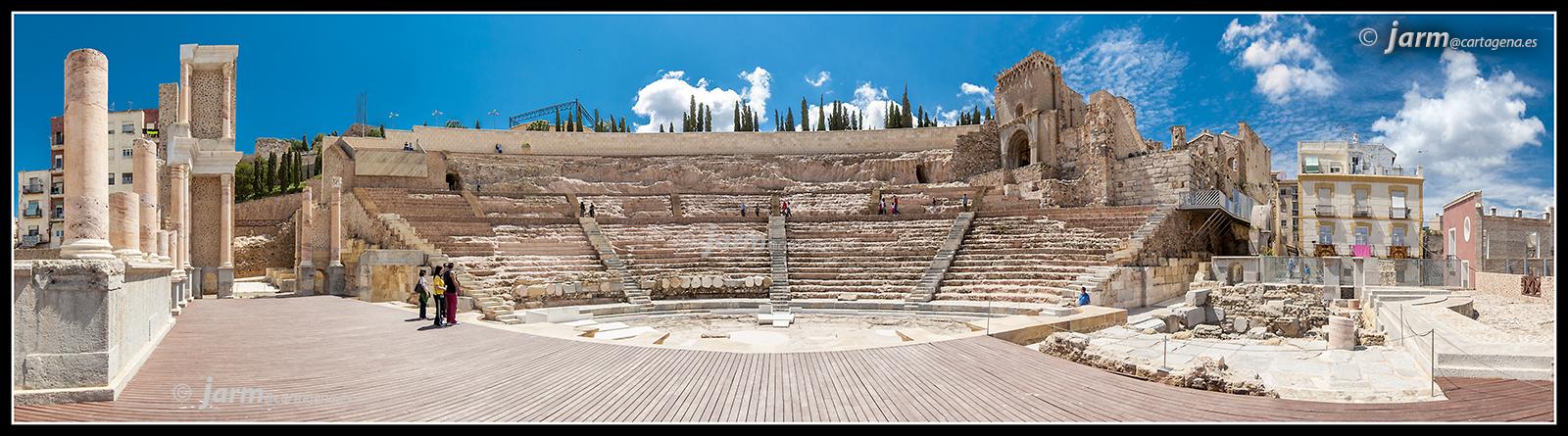 Teatro Romano de Cartagena II - Página 7 8958706456_1abd63caf2_o