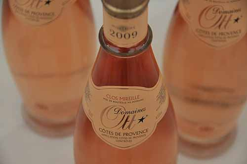Goedhuis & Co rose tasting