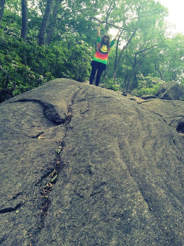 Pamela Hiking