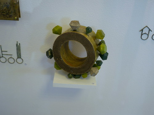 Glasgow School of Art - Jewellery and Silversmithing Degree Show 2013 - Lara Whittaker - 1