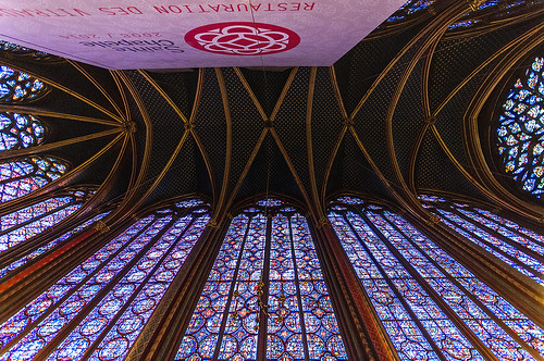 Sainte-Chapelle Interior 1