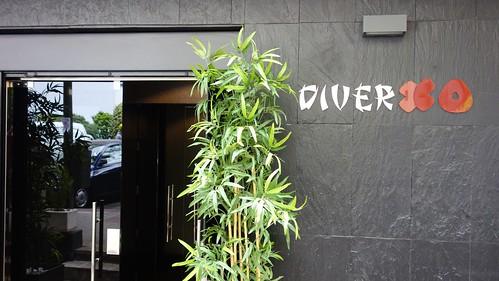 DiverXO fachada