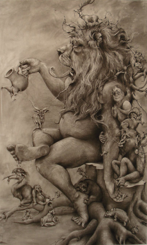 Adonna Khare, B-Large-Lion1