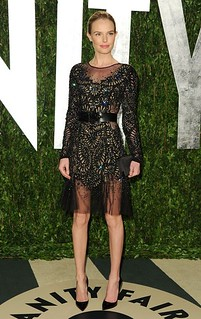 Kate Bosworth Sheer Dress Celebrity Style Women's Fashion