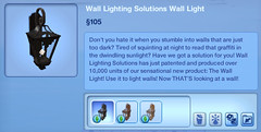 Wall Lighting Solutions Wall Light