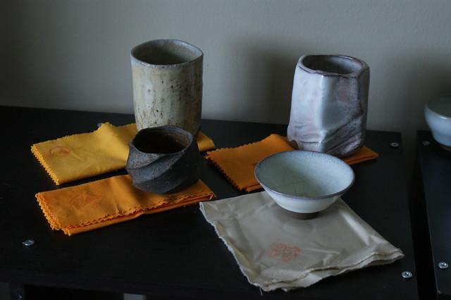 Teaware display