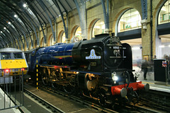 "60163 ""Tornado, The Cathedral Express, King's Cross 3rd July 2013"