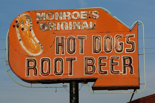 Monroe's Original Hot Dogs & Root Beer