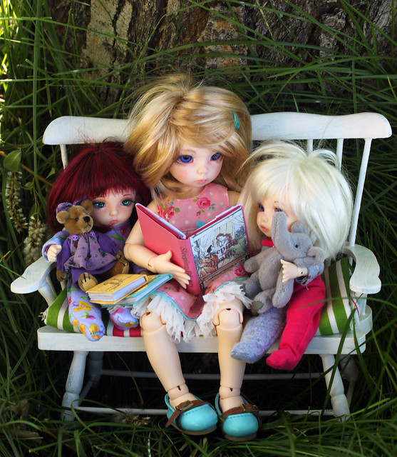 books doll a day july
