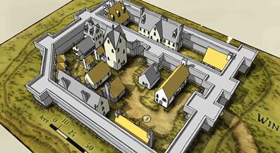 3D Winterhaven Map