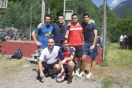 Campions! Equip Granada C.F.