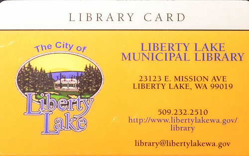 Liberty Lake Municipal Library