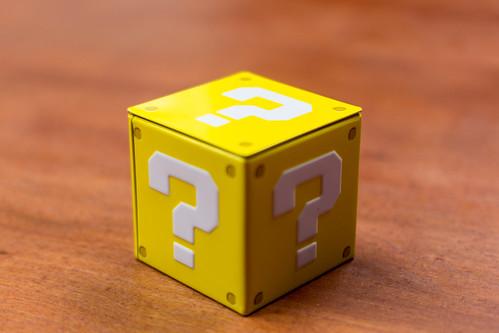 Question Mark Block