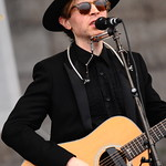 Beck at Newport Folk Fest 2013