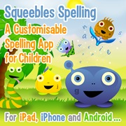 My lovely day job: Squeebles educational apps