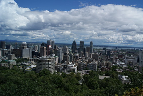 View from Mount Royal I by susanvg