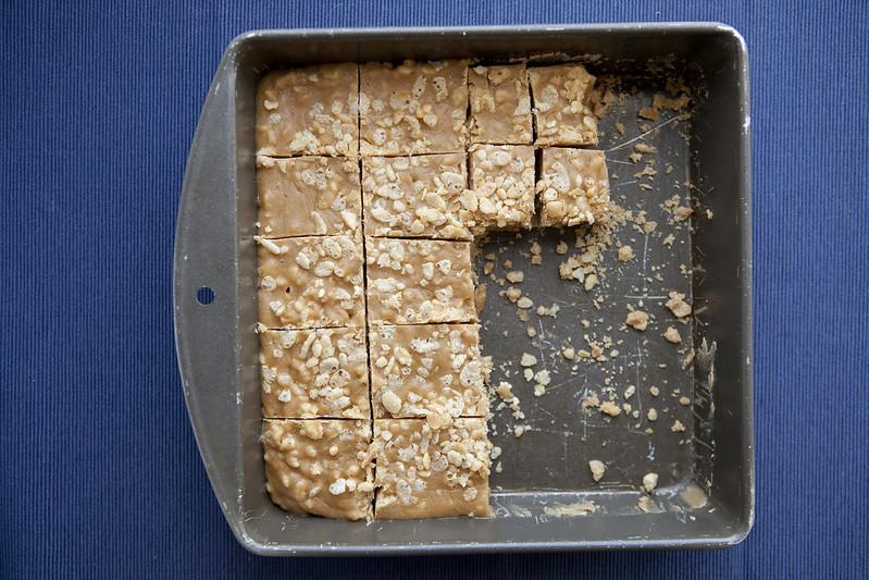 Crispy Peanut Butter FudgeIMG_4383