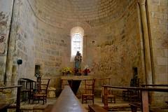 Marcillac Lanville Priory 6. Interior. Nikon D3100. DSC_0252 - Photo of Ambérac