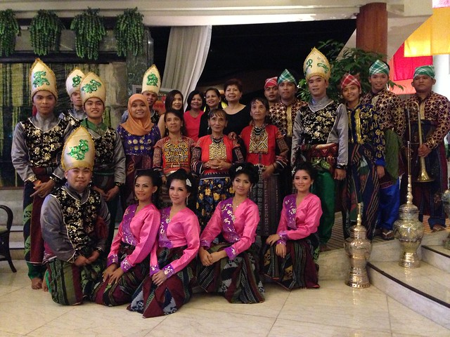 Annual Kadayawan Fiesta at Apo View Hotel Davao - Kaagan Theater Group