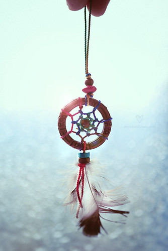 Dream catcher by LikClick Photography