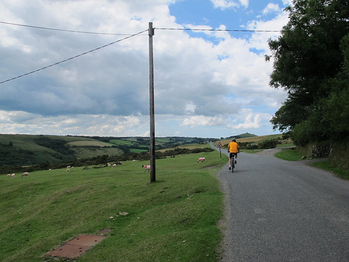 Brentor Road