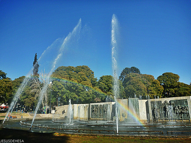 Mendoza - Plaza de la Independencia