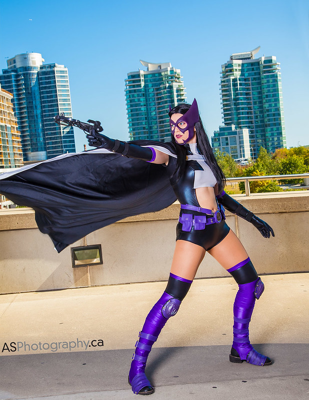 Fantastic Huntress by the amazing GillyKins at Fan Expo 2013