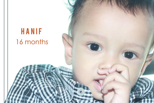 Hanif-16months