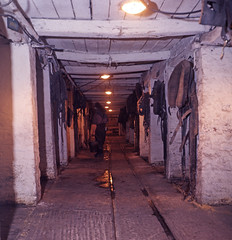 Underground Stables at Newmarket Colliery ©Crown Copyright