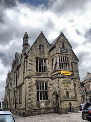 Coinage Hall, Truro, Cornwall