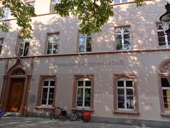 Allgemeine Lesegesellschaft - Basel {augustus 2013}