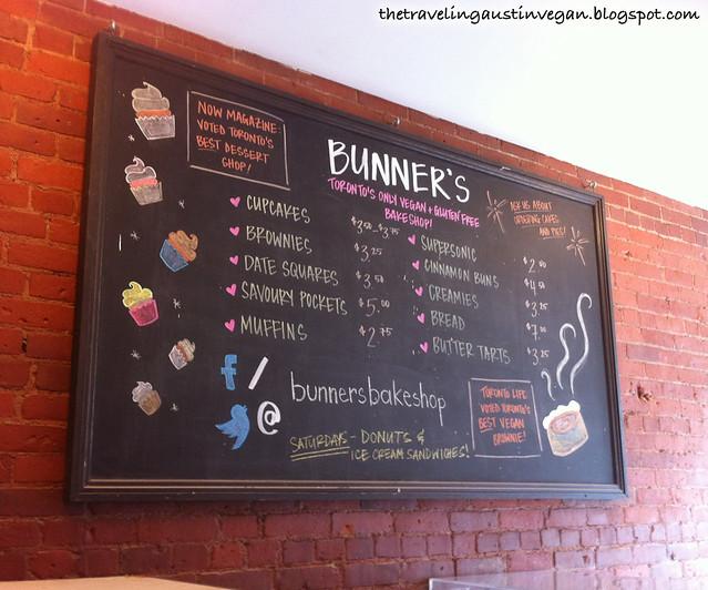 Bunner's Bakeshop - Toronto, Ontario, Canada