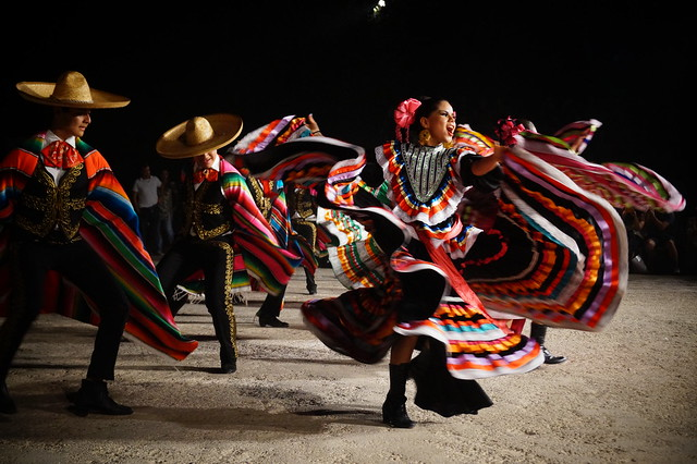 Photo:Mexico Dancers By:Gabriela__F