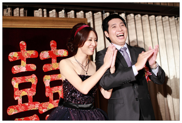 Derek&Winnie.結婚紀錄 台北 亞都麗緻飯店