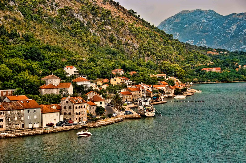 Balkan Road Trip: Bay of Kotor, Montenegro