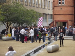 4 Squares Weekender - Oozells Square - face painting & model making