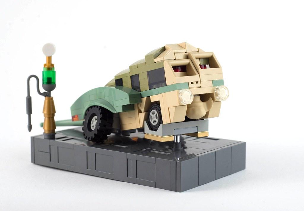 vans lego