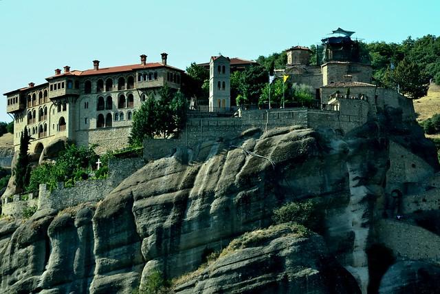 Great Meteoron Monastery, Meteora, Greece