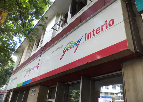 Godrej Interio, Park Street by EventArchitect