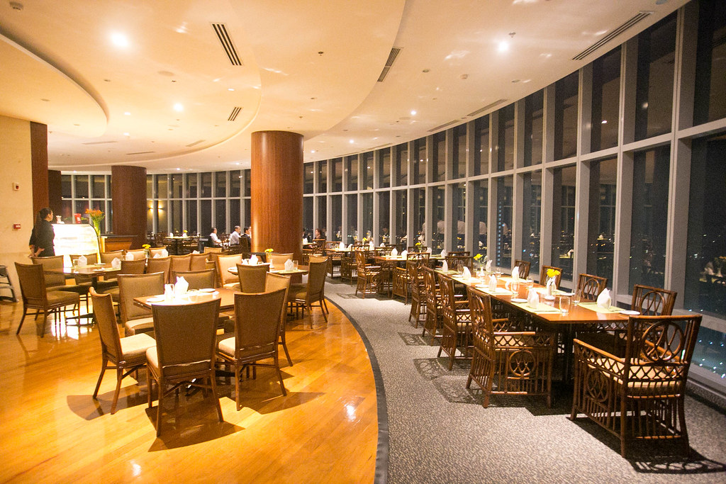 Pasig City Revolving Restaurant