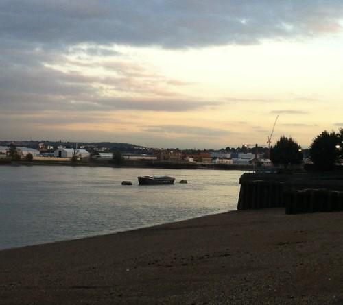 Thames at Twilight