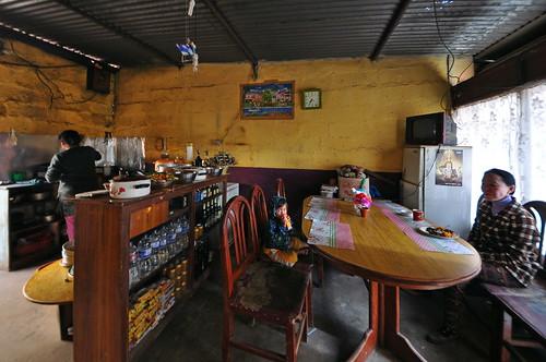 Nepal - Kathmandu - Restaurant - 35