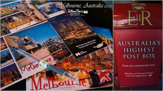 Day 2 Melbourne, Australia - Eureka Skydeck 02